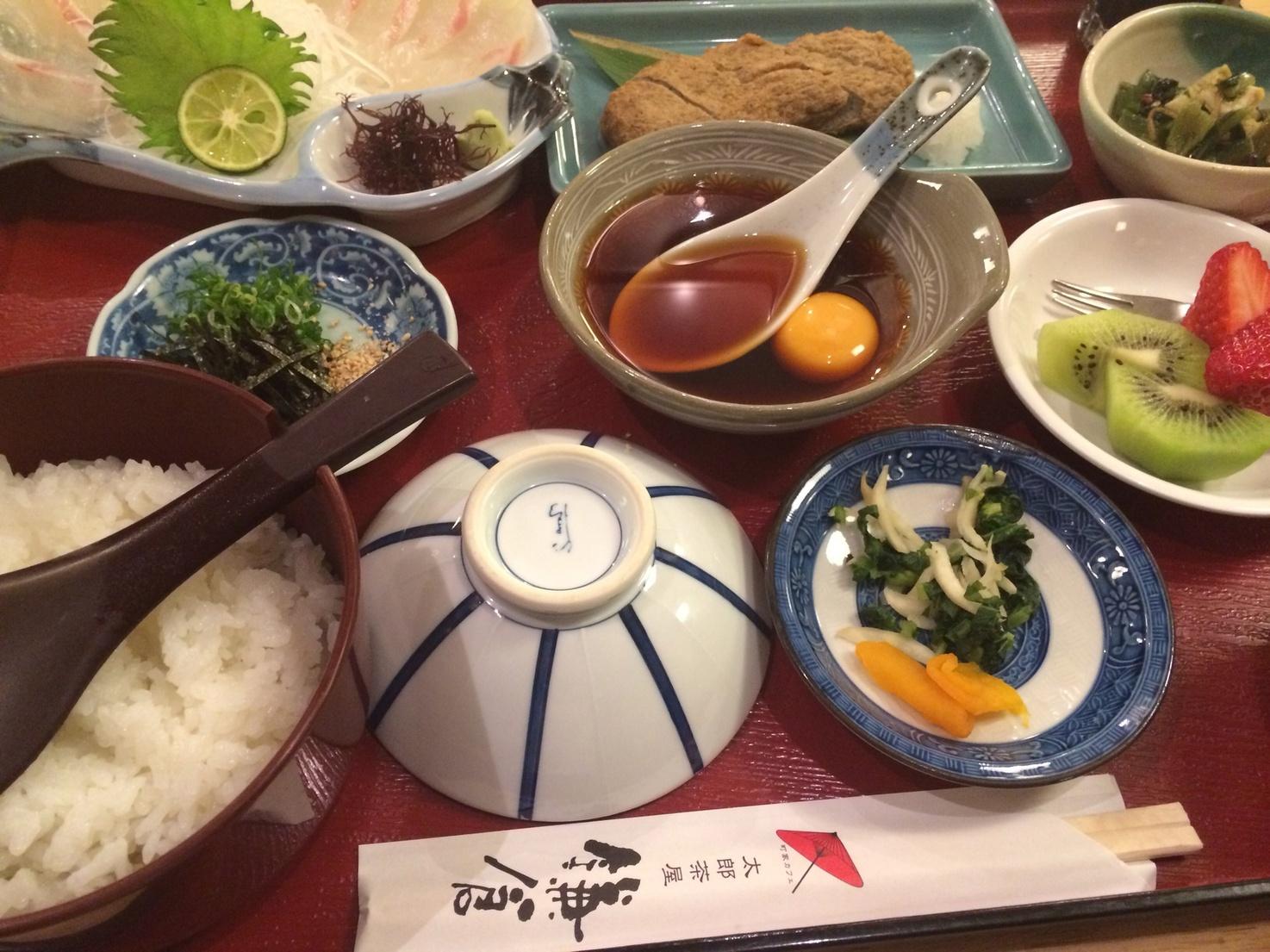 太郎茶屋 鎌倉 宇和島店