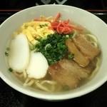 びたろー - 「沖縄そば・750円」