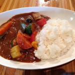 SPACE 1497 - 野菜カレー