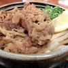 麺処 綿谷 - 料理写真:牛肉ぶっかけ(小)