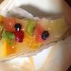 パティスリー ランファン - 料理写真:フルーツタルト  650円