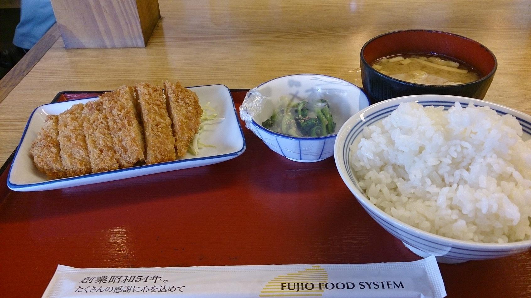 平野長吉食堂