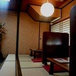 レストラン千成亭 - お座敷