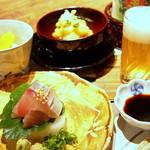 山紫御泊処 はなの舞 - 料理写真:舌で味わう山海料理と目で楽しめる器たち