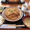 仁屋 - 料理写真:かつとじ