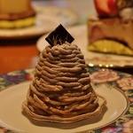 フランス菓子16区 - モンブラン432円