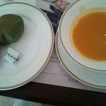 サンマルク - トマトとかぼちゃのスープ