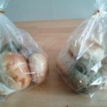 サンマルク - お土産のパン2人分