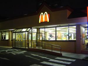 マクドナルド 平岸店