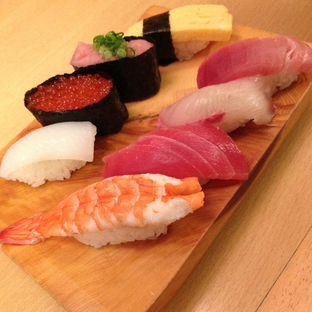 寿司と肴 活はる