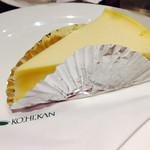 珈琲館 - チーズケーキ