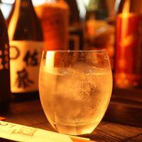 日本料理人が表現するスモークはジャパニーズの蒸留酒でご堪能