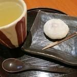 27010526 - 柚子茶と大福餅♪