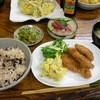 ドウラク - 料理写真:夕食です