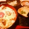田村屋本店 - 料理写真:つくね親子丼