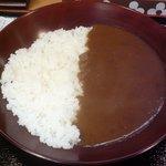 華道カレー - そぼろ華道カレー(辛口)