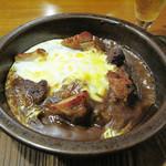 伽哩本舗 - カレーライスをドリアのように焼き上げた焼きカレーが名物の『伽哩本舗(カリーほんぽ) 博多本店』。