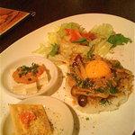 イエローフィッシュ - 豚ときのこのご飯