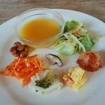 柊 - 前菜とスープ