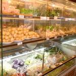 七宝 麻辣湯 - 食べ放題にしたので、お野菜はお好きなだけ!