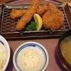 まるやま - 料理写真:エビ&ヒレカツ定食(バースディサービス)