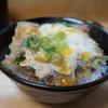 天丼 吉兵衛 - 料理写真:天玉丼並、650円、トロトロ玉子です
