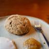 麦家 - 料理写真:全粒粉のスコーン