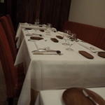 トロワフレーシュ - テーブル席