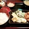 いつもの場所 - 料理写真:サービス定食700円
