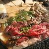 馬喰ろう - 料理写真:馬喰ろう名物「桜なべ」