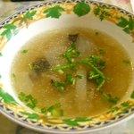 ルン・ルアン - セットのスープ