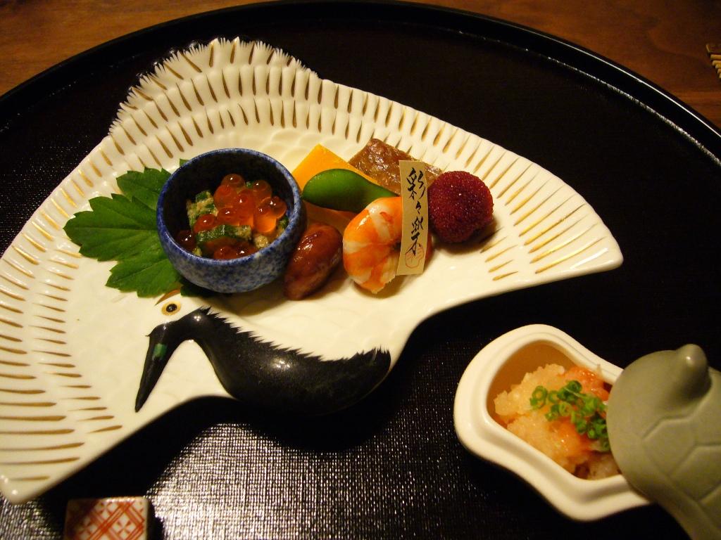 日本料理 彩々楽