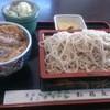 松福庵 - 料理写真:激安!カツ丼セット850円