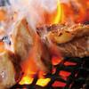 とんぼ - 料理写真: じっくり焼き上げた地鶏と秘伝のタレとの相性は◎やみつきになります!!
