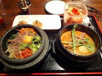韓国料理韓味楽
