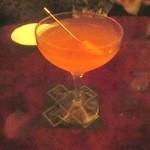 ケレス - ドリンク写真:苺のフルーツマティーニ HBAのバーテンダーさんが作るとこうなりますか?