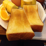 珈琲園 - 料理写真:モーニングセット(500円)