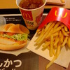 マクドナルド - 料理写真:マックフライドポテト(M):267円