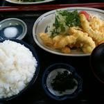 あさい食事処 - とりてん定食630円☆(第二回投稿分①)