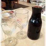 ステーキガスト - ドリンク写真:赤ワイン キャラフェ500ml 2014.5.4