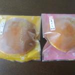 福どら - チーズ小倉、小倉ホイップ