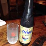 27130794 - オリオンビールもあります