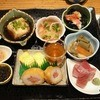 味処 坂 - 料理写真:ある日の日替ランチ