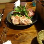 山荘 紗羅樹 - 料理写真:夕飯(焼き物)