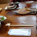 山荘 紗羅樹 - 朝食