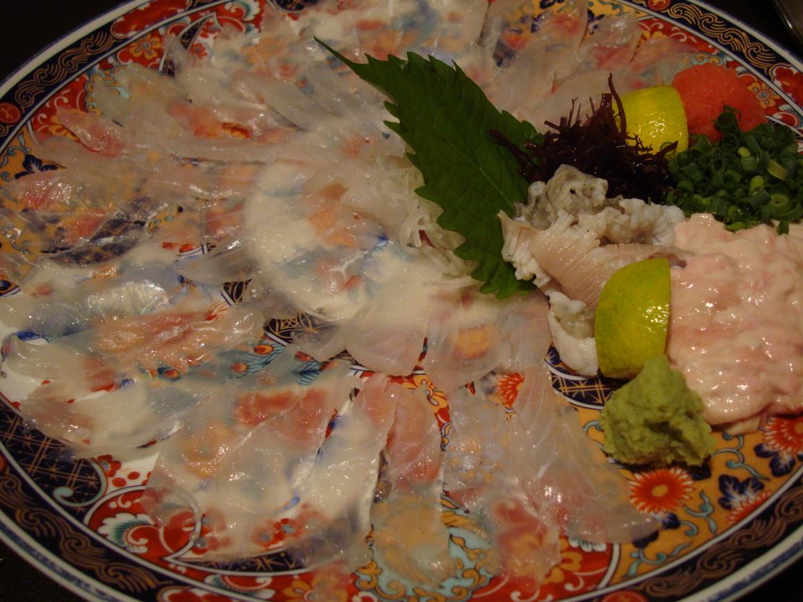 海鮮食道 十八番