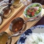 もみの木食堂 - お洒落なカレーランチ