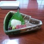 割烹 ふじむら - ☆鯛と鮪のお刺身☆