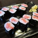双葉寿司 - 「すきみ巻」がオススメです!