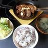 しゃぶしゃぶ剛 - 料理写真:阿波トンテキ定食(2014年5月当時)